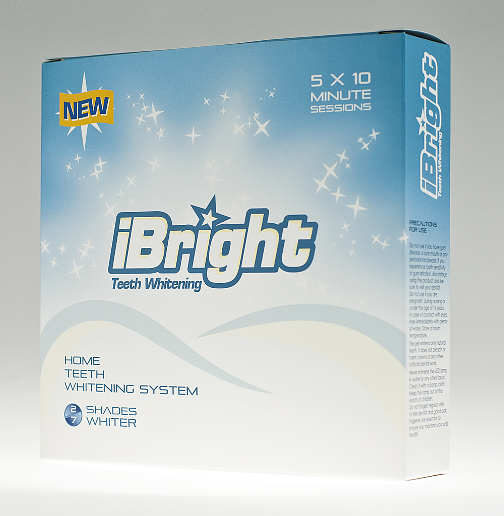 The complete iBright review gives you all the before and after information you need to determine if it is the right tooth whitener for you.
