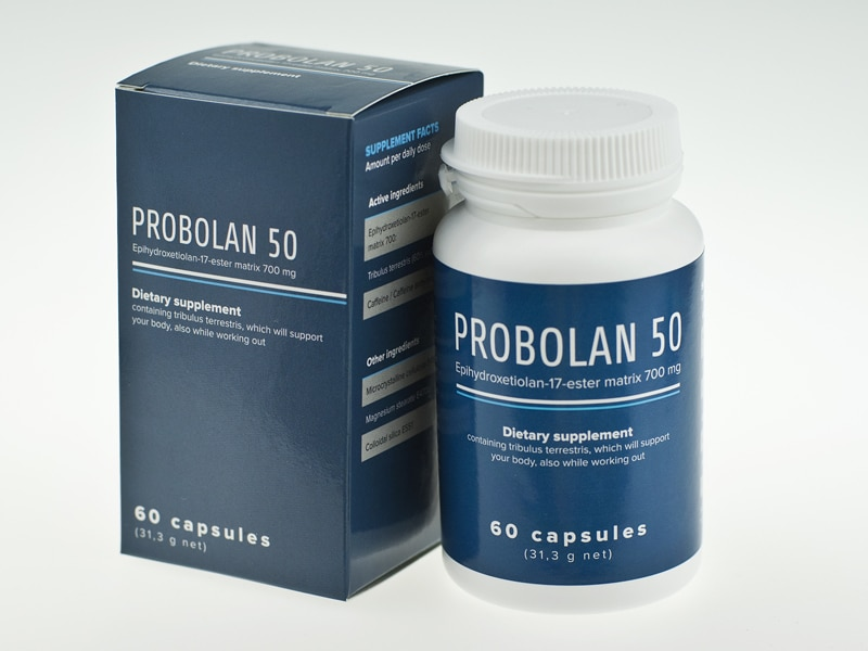 Probolan 50 delivers a testosterone boost for your workouts and libido