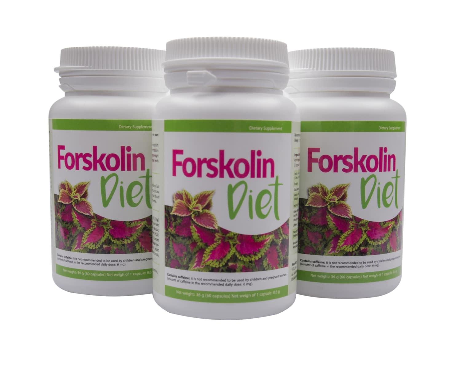 What are the side effects of coleus forskolin? Find out in this complete review of forskolin diet!