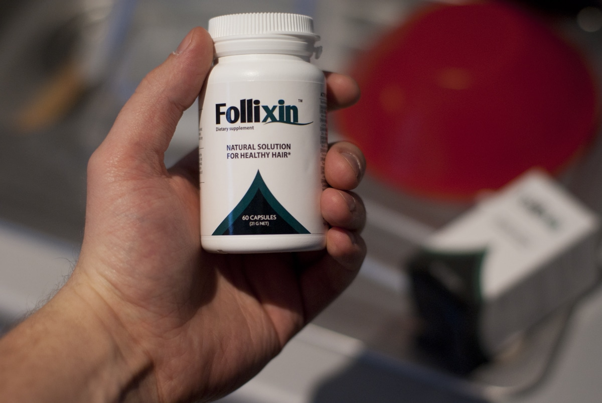 follixin before and after