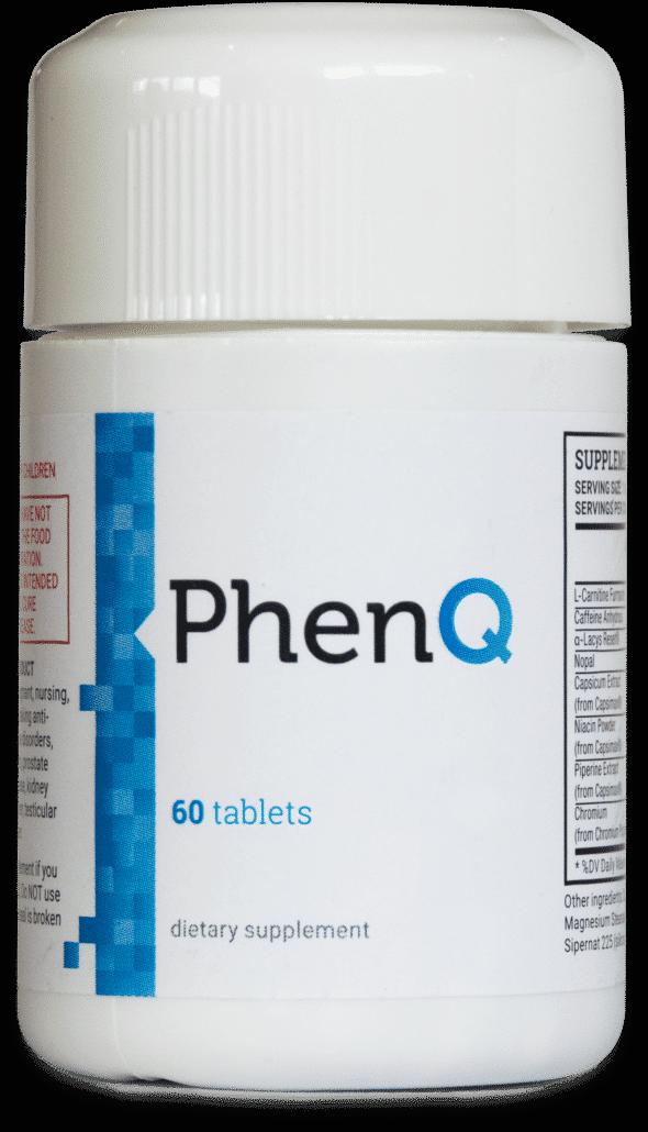 PhenQ Ingredienti
