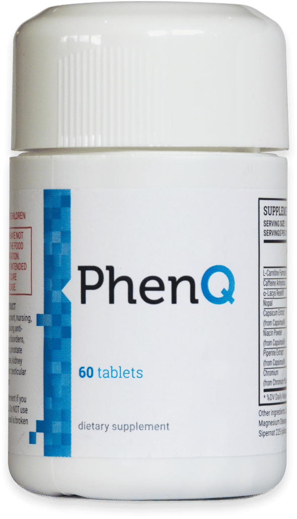 PhenQ componentes