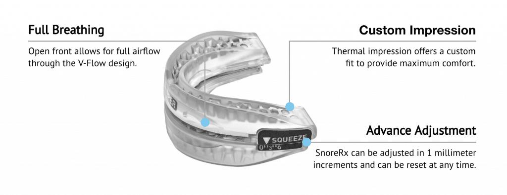 SnorerX Informations