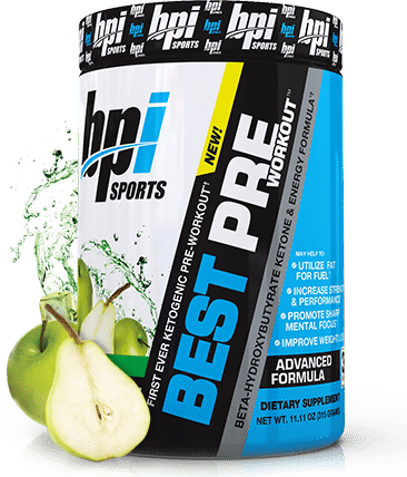 BPI Best Pre Workout Booster