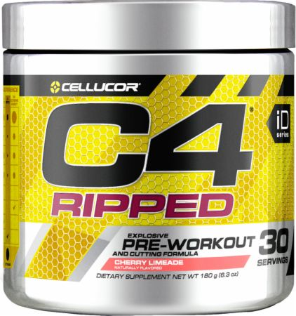 C4 Ripped Pre Workout Review