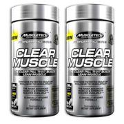 Clear Muscle Bottle photo