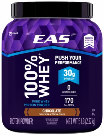 EAS 100 Whey Protein Review