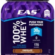 Protein Powder EAS 100 Whey Photo