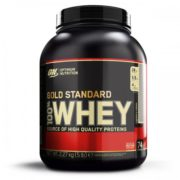 Gold Standard 100 Whey Review