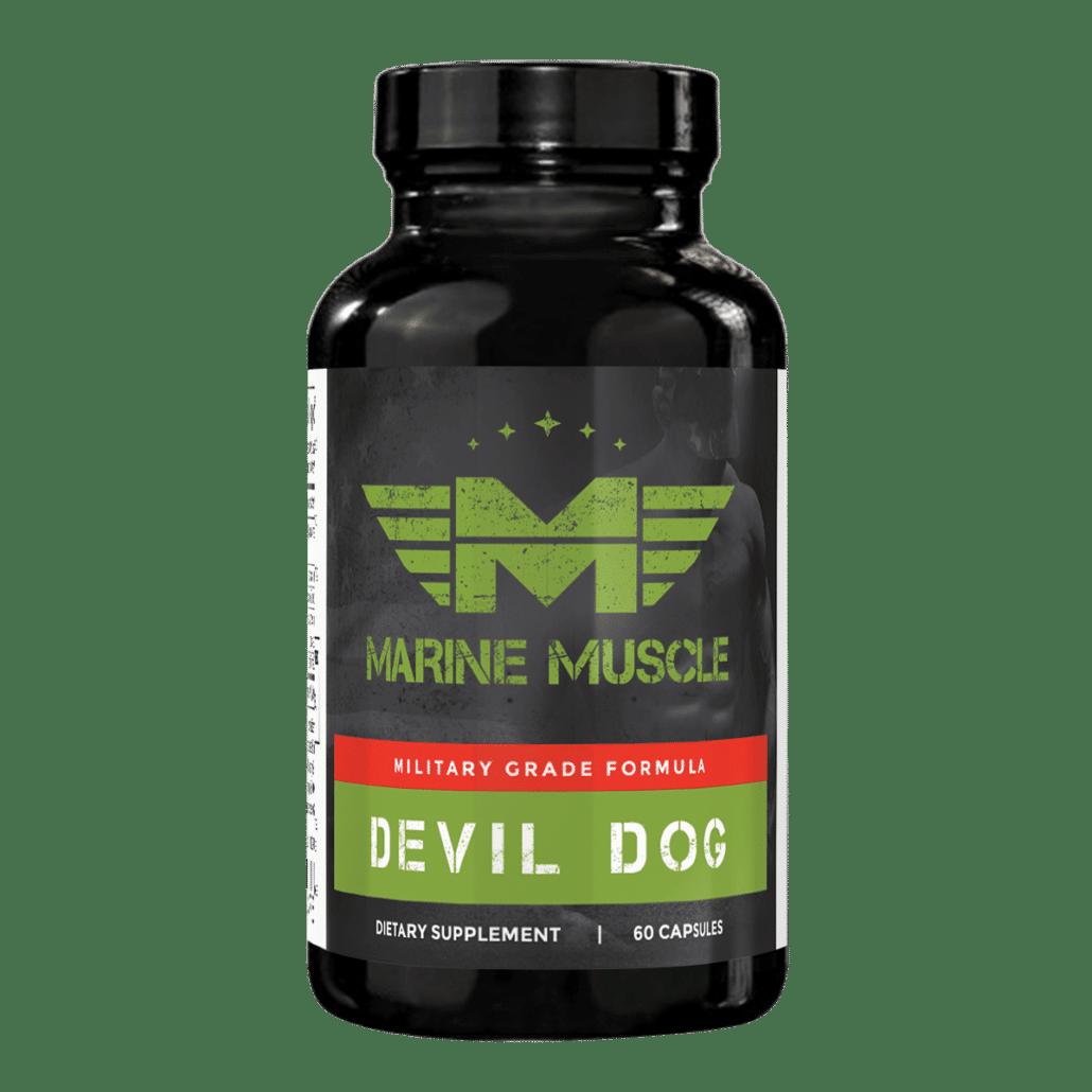 Muscle marine opiniones del perro diablo