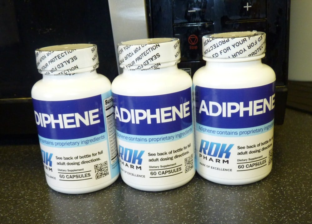 My Pills: Adiphene Fat Burner