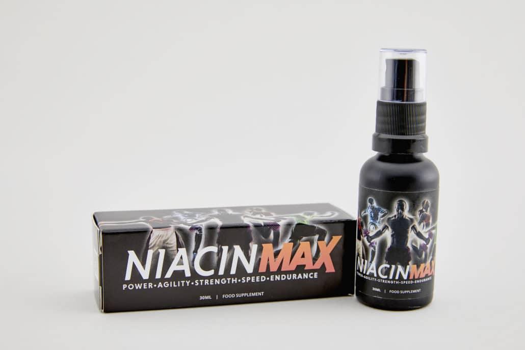 niacin max in farmacia e prezzo