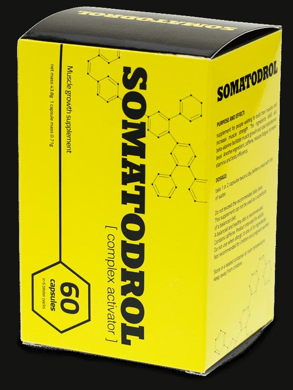 Somatodrol Avis