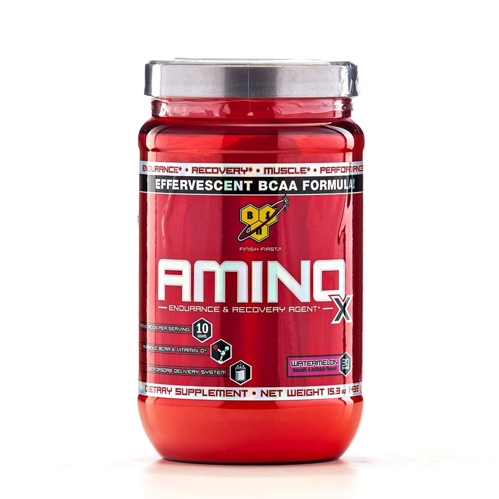 Where to buy BSN Amino X results