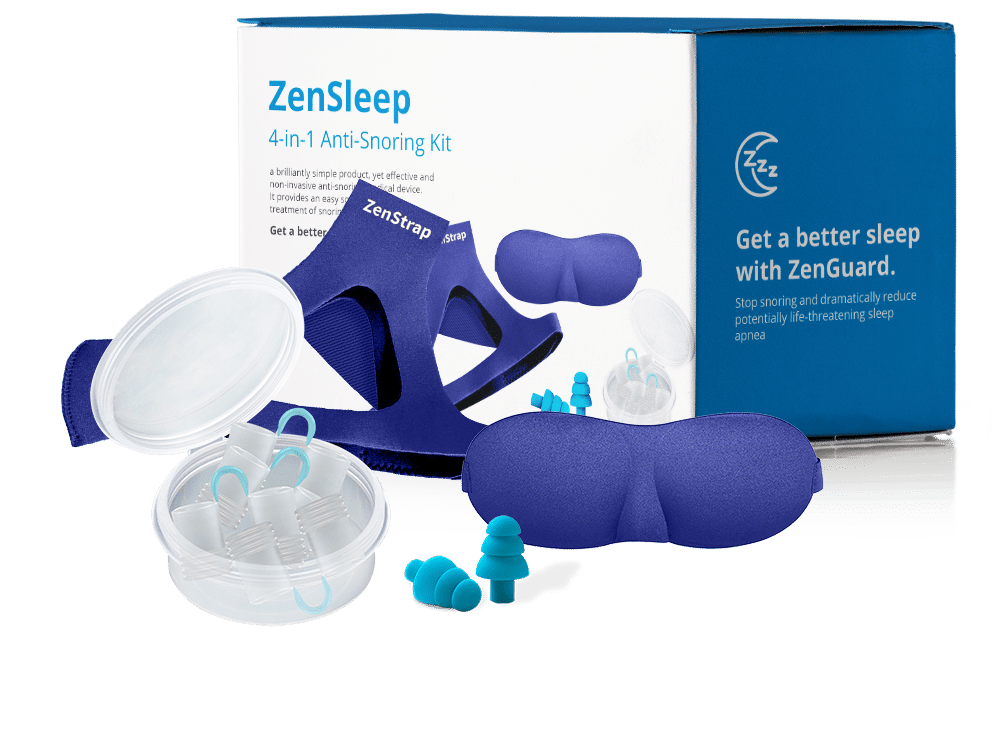 Our ZenSleep review.